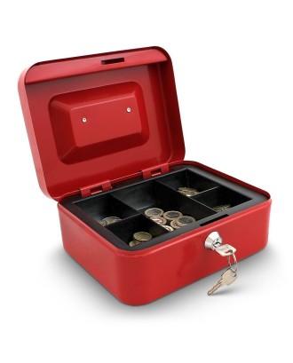 20cm monetų dėklas (raudonas)